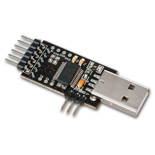 Usb Uart Converter Rs232 Ttl Ft232 3 3 5v Msx